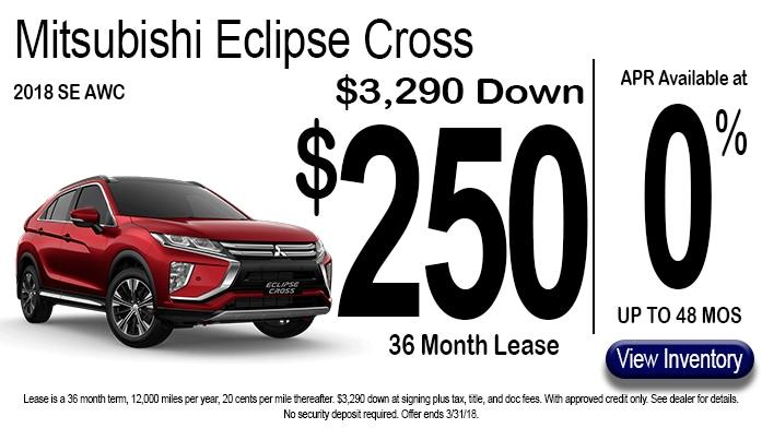 Waikem Mitsubishi New Mitsubishi Dealership In Massillon OH - Ohio mitsubishi dealers