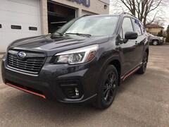 New 2019 Subaru Forester Sport SUV JF2SKAPC4KH496791 for sale in Massillon, OH