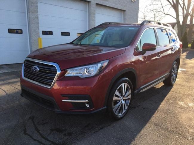 New 2019 Subaru Ascent Limited 8-Passenger SUV for sale in Massillon, OH