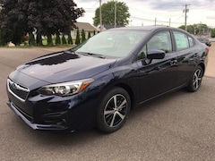 New 2019 Subaru Impreza 2.0i Premium Sedan SS30115 for sale in Massillon, OH