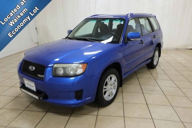 Used 2008 Subaru Forester For Sale In Massillon Oh Near Wooster