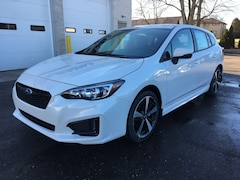 New 2019 Subaru Impreza 2.0i Sport 5-door 4S3GTAM62K3722968 for sale in Massillon, OH