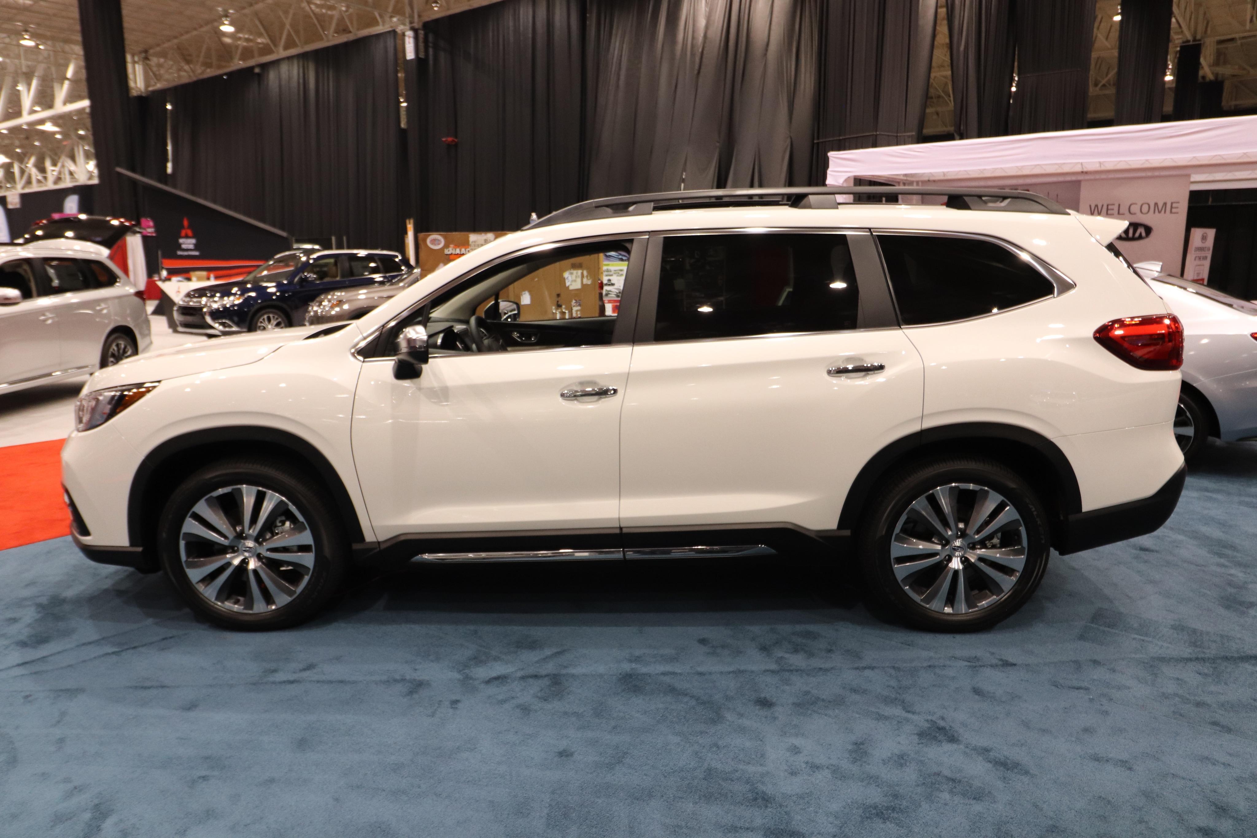 Waikem Subaru Subaru Ascent At The Cleveland Auto Show - Cleveland car show