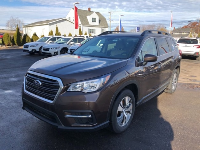 New 2019 Subaru Ascent Premium 8-Passenger SUV for sale in Massillon, OH
