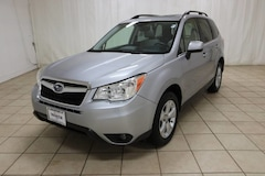 Certified Pre-Owned 2016 Subaru Forester 2.5i Limited SUV JF2SJARC0GH507471 for sale in Massillon, OH
