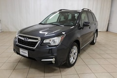 Certified Pre-Owned 2017 Subaru Forester 2.5i Touring SUV JF2SJAWC5HH459648 for sale in Massillon, OH
