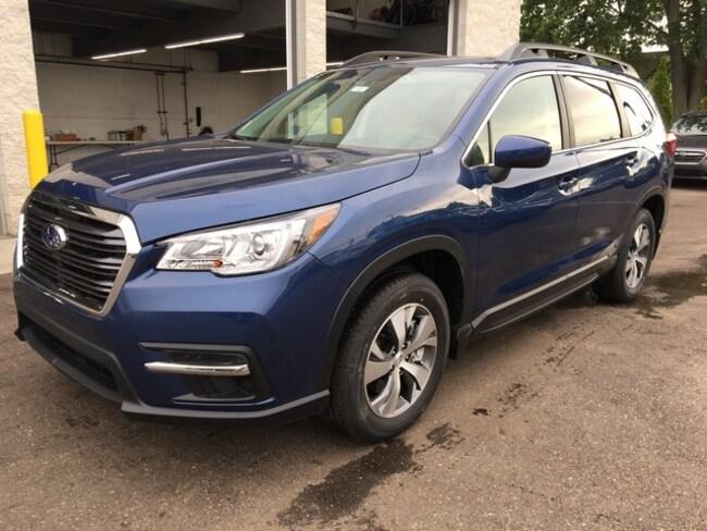 New 2019 Subaru Ascent Premium 8-Passenger SUV for sale in Massillon, OH