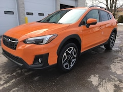 New 2019 Subaru Crosstrek 2.0i Limited SUV JF2GTAMC9K8285822 for sale in Massillon, OH