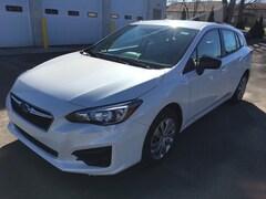 New 2019 Subaru Impreza 2.0i 5-door 4S3GTAA67K3715342 for sale in Massillon, OH