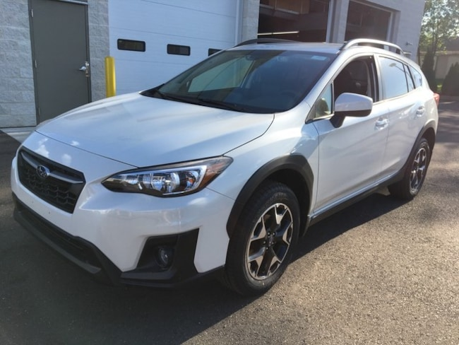 New 2019 Subaru Crosstrek 2.0i Premium SUV for sale in Massillon, OH