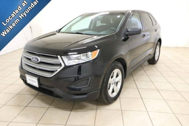 Ford Edge Used >> Used 2016 Ford Edge For Sale In Massillon Oh Near Wooster