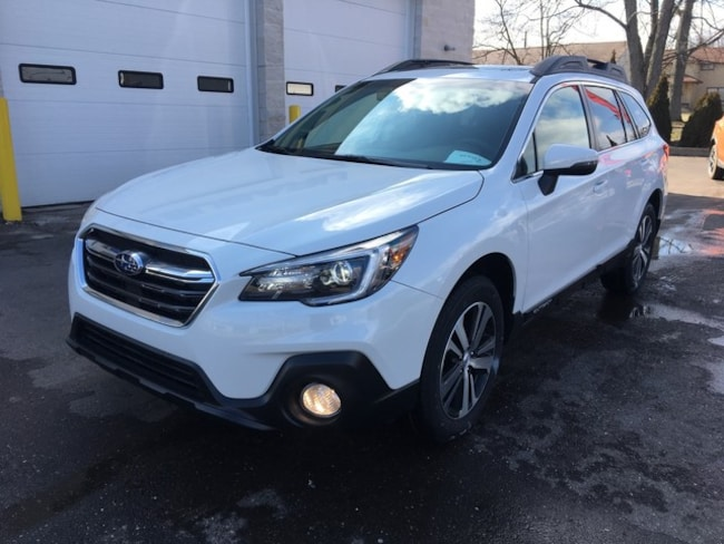 New 2019 Subaru Outback 2.5i Limited SUV for sale in Massillon, OH
