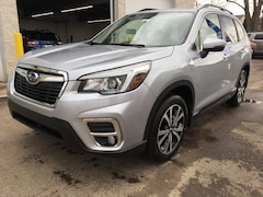 New 2019 Subaru Forester Limited SUV JF2SKASC4KH492232 for sale in Massillon, OH