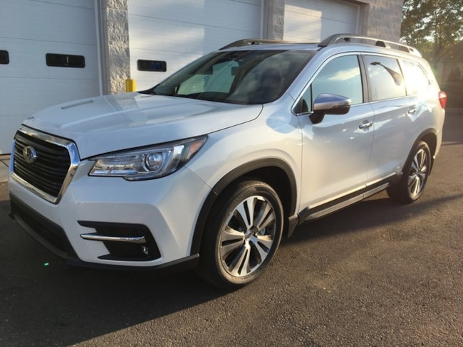 New 2019 Subaru Ascent Touring 7-Passenger SUV for sale in Massillon, OH