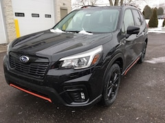 New 2019 Subaru Forester Sport SUV JF2SKAKC1KH463156 for sale in Massillon, OH