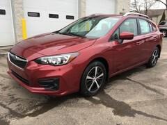 New 2019 Subaru Impreza 2.0i Premium 5-door 4S3GTAC66K3731061 for sale in Massillon, OH