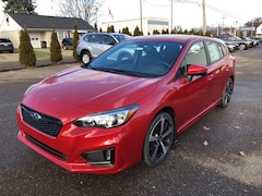 New 2019 Subaru Impreza 2.0i Sport 5-door 4S3GTAM62K3717821 for sale in Massillon, OH