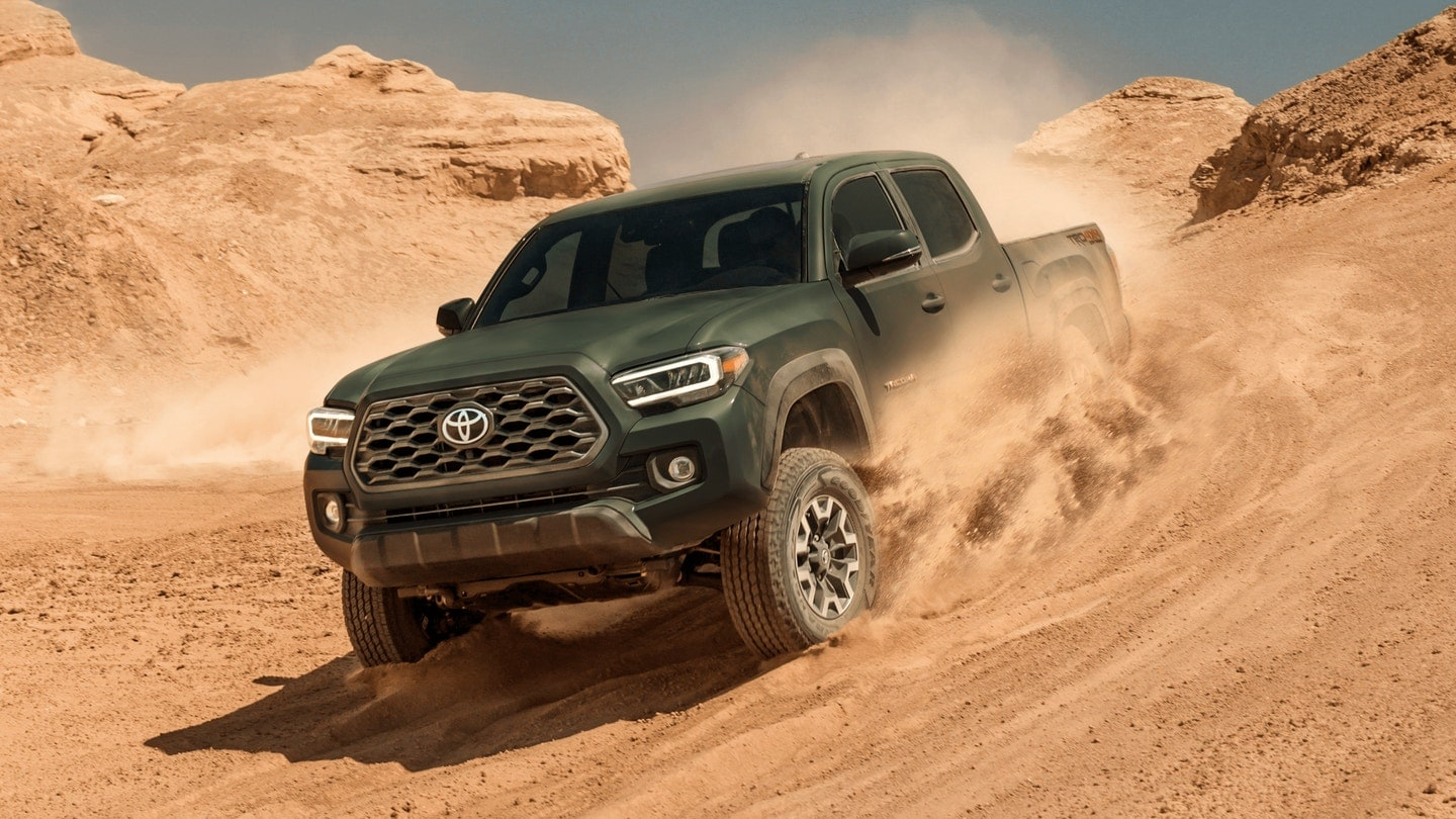 2021 Toyota Tacoma available at Waite Toyota