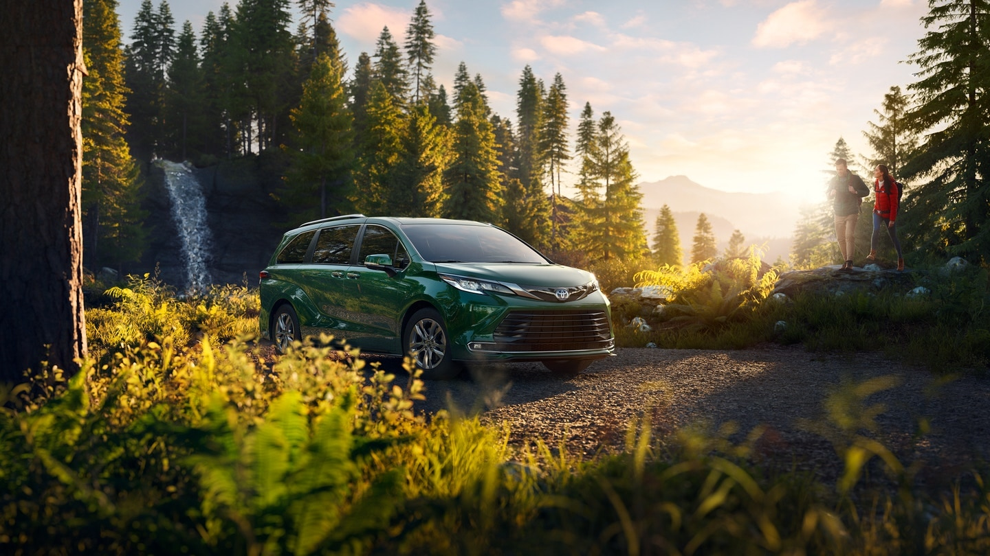 2021 Toyota Sienna available at Waite Toyota