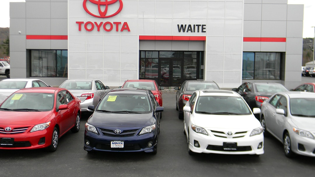 Waite Toyota in New York