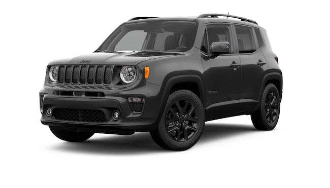 New 2019 Jeep Renegade ALTITUDE FWD Sport Utility Waldorf, MD