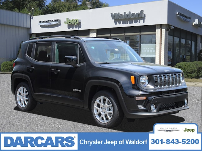 New 2019 Jeep Renegade LATITUDE FWD Sport Utility Waldorf, MD