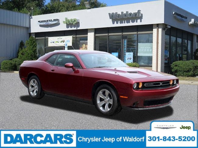 Used 2019 Dodge Challenger 2DR CPE SXT Waldorf, MD