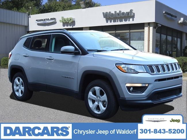 New 2019 Jeep Compass LATITUDE 4X4 Sport Utility Waldorf, MD
