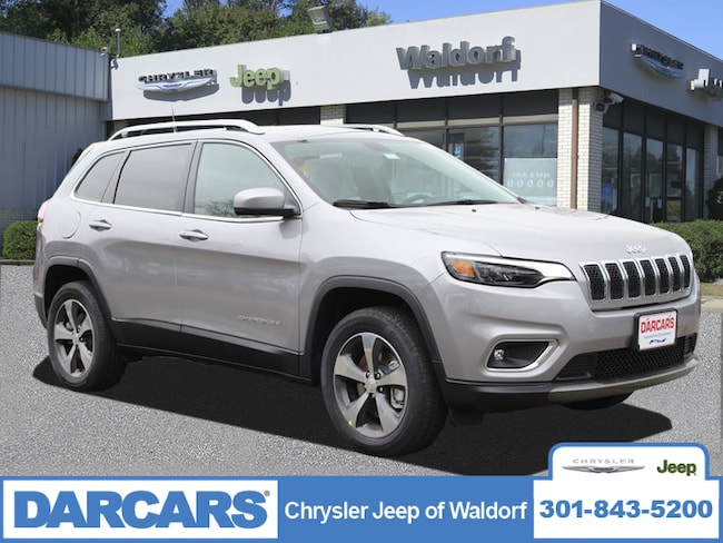 New 2019 Jeep Cherokee LIMITED 4X4 Sport Utility Waldorf, MD