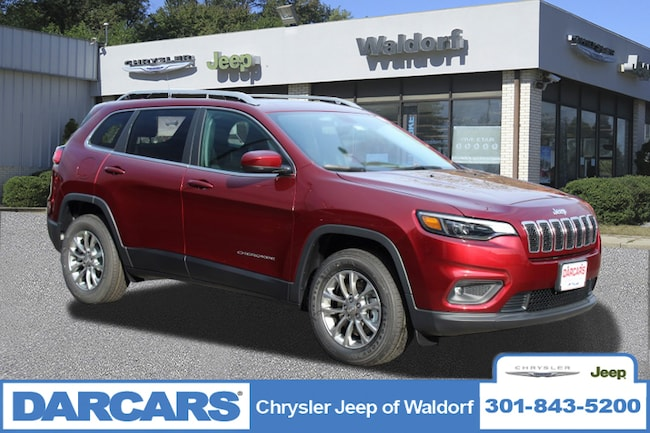 New 2019 Jeep Cherokee LATITUDE PLUS 4X4 Sport Utility Waldorf, MD