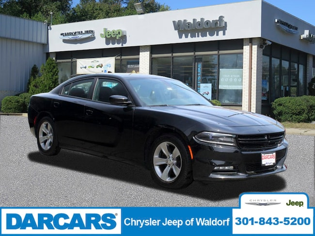 Used 2018 Dodge Charger 4DR SDN GT RWD Waldorf, MD