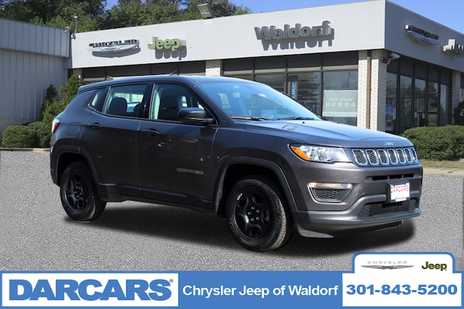 Used 2019 Jeep Compass SPORT 4X2 Waldorf, MD