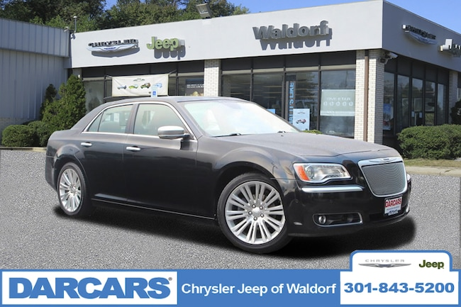 Used 2014 Chrysler 300 4DR SDN 300C VRVATOS Sedan Waldorf, MD