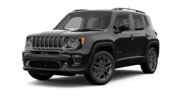 New 2019 Jeep Renegade HIGH ALTITUDE 4X4 Sport Utility Waldorf, MD