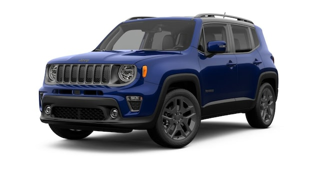 New 2019 Jeep Renegade HIGH ALTITUDE 4X4 Sport Utility Waldorf, MD