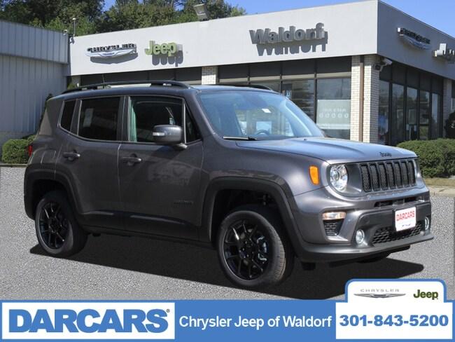 New 2019 Jeep Renegade ALTITUDE 4X4 Sport Utility Waldorf, MD