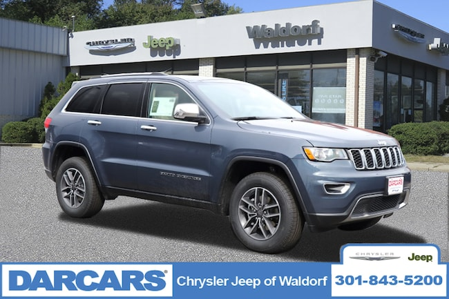 New 2019 Jeep Grand Cherokee LIMITED 4X4 Sport Utility Waldorf, MD