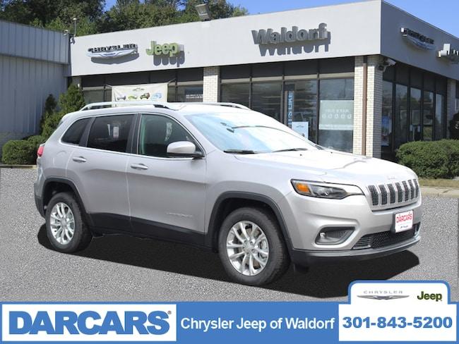 New 2019 Jeep Cherokee LATITUDE FWD Sport Utility Waldorf, MD