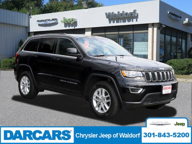 Used 2018 Jeep Grand Cherokee LAREDO Waldorf, MD
