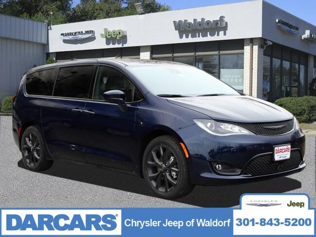 New 2019 Chrysler Pacifica TOURING PLUS Passenger Van Waldorf, MD