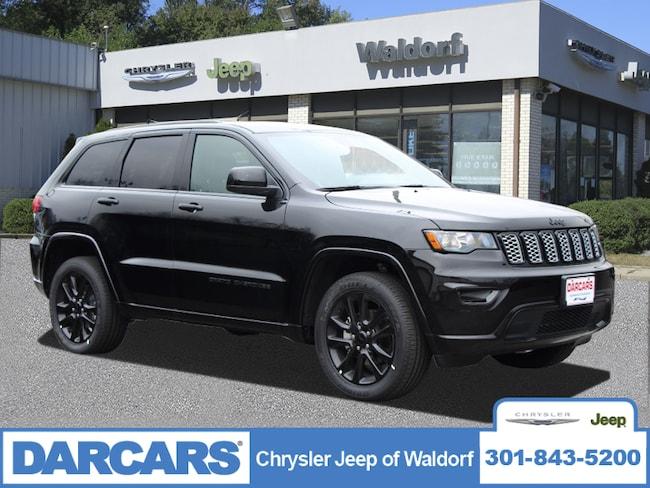 New 2019 Jeep Grand Cherokee ALTITUDE 4X4 Sport Utility Waldorf, MD