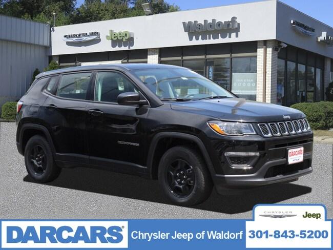 New 2019 Jeep Compass SPORT FWD Sport Utility Waldorf, MD