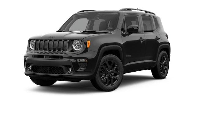 New 2019 Jeep Renegade ALTITUDE FWD Sport Utility Waldorf, MD