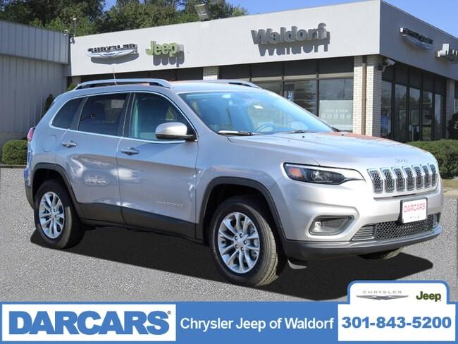 New 2019 Jeep Cherokee LATITUDE 4X4 Sport Utility Waldorf, MD