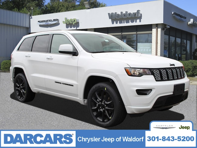 New 2019 Jeep Grand Cherokee ALTITUDE 4X4 Sport Utility Waldorf, MD
