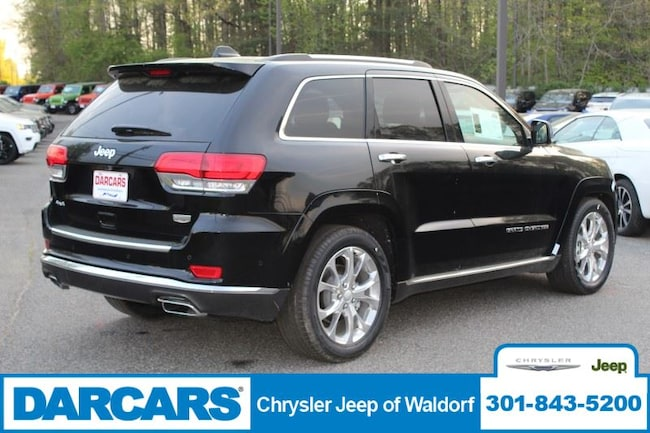 New 2019 Jeep Grand Cherokee SUMMIT 4X4 For Sale in ...