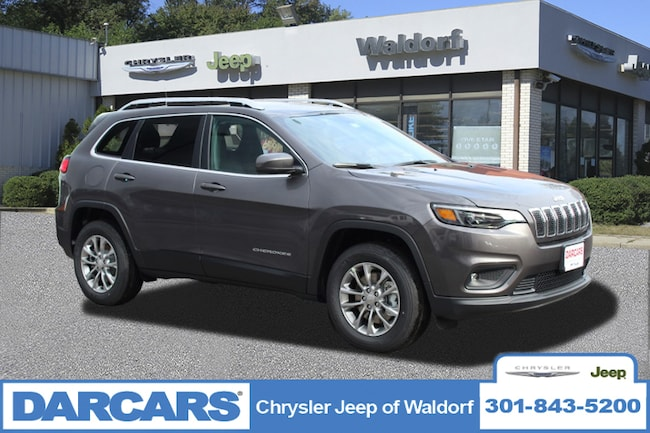 New 2019 Jeep Cherokee LATITUDE PLUS 4X4 Sport Utility Waldorf, MD