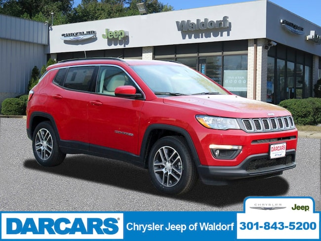 New 2019 Jeep Compass SUN & WHEEL FWD Sport Utility Waldorf, MD