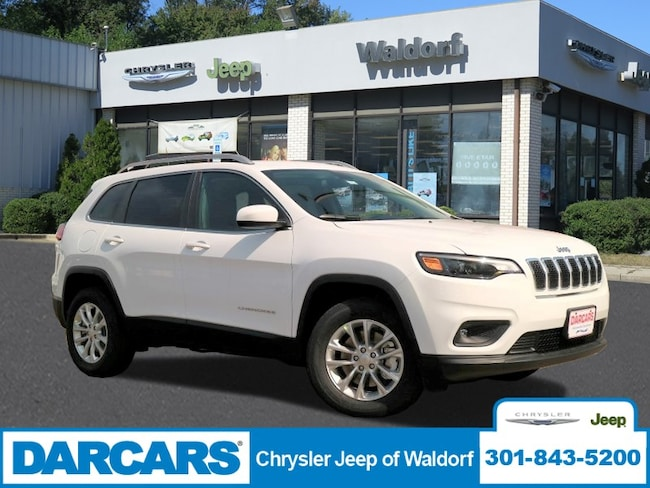 New 2019 Jeep Cherokee LAUDE 4X4 For Sale in Waldorf, MD | VIN ...