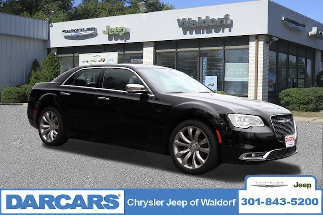 New 2019 Chrysler 300 LIMITED Sedan Waldorf, MD